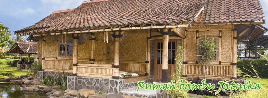 rumah bambu jatnika